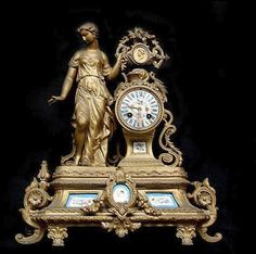Figural Clocks - Page 6 - Carter's Price Guide to Antiques and Collectables