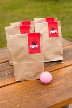 Bookmark this to find everything you need to throw the best dog birthday party ever.