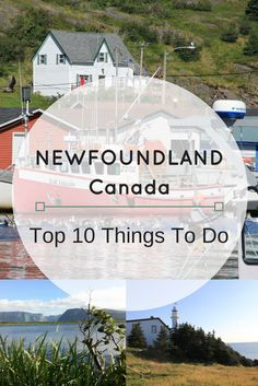 Top 10 Things to do in Newfoundland, Canada — Earth Lists Newfoundland Canada, Newfoundland And Labrador, Newfoundland Recipes, Quebec, Gros Morne, Stuff To Do, Things To Do, Nature Sauvage, Star Mobile