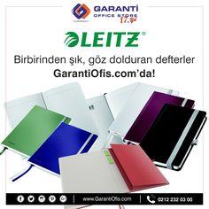 Ofisinizde Leitz defterleri ile farkınız olsun! Birbirinde şık ve kaliteli Leitz defterleri özel fiyatları ile GarantiOfis.com'da!  #leitz #leitznotes #leitzdefter #defterfiyatları #defter #garantiofis