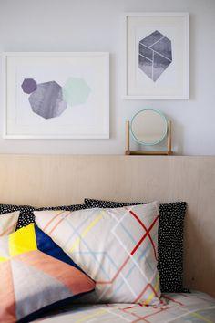 Master bedroom @ BoKlok show home. Photo: Skanska Kodit, www. Master Bedroom, Ikea, Home Decor, Master Suite, Decoration Home, Ikea Co, Room Decor, Master Bedrooms, Home Interior Design