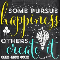 Some Purse Happiness, Other Create It {Free Printable} from Blissful Roots
