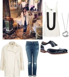 """eleanor calder style"" by alatexas on Polyvore"