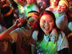Glow run Perth 2013