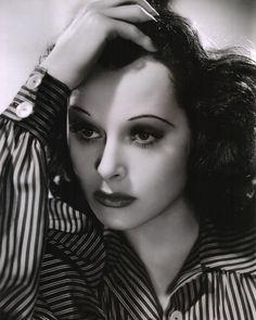 Hedy Lamarr #hedylamarr