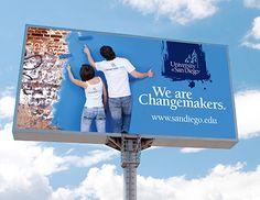 best university for billboards - Google Search