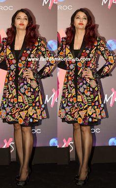 Aishwarya Rai Bachchan in Abu Jani Sandeep Khosla | Fashionworldhub