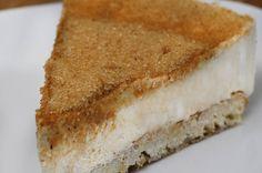 Aprecie toda a beleza e gostosura deste cheesecake de churros