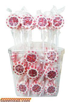 Jubilee Lollypops