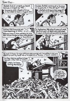Maus II (And here my troubles begin), Art Spiegelman, 1992 Maus Art Spiegelman, Comic Art, Comic Books, Roman, Bd Comics, Social Studies, How To Draw Hands, The Past, Illustration Art