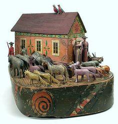 Erzgebirge Noah`s Ark, 1860 - 1870
