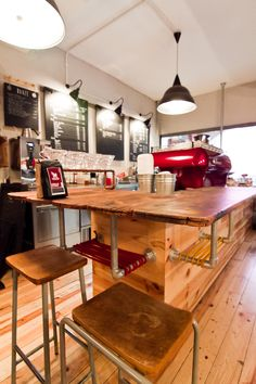 Independent Coffee Shops - Northern Quarter, Manchester