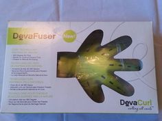 DevaFuser Deva ~ For Curling Deva Fuser Hair Dryer Diffusor #DevaCurl