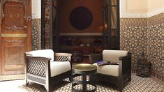 Royal Mansour - Hotel de luxe Marrakech