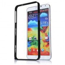 Bumper Galaxy Note 3 - 0.7 mm Metal Nero  € 12,99