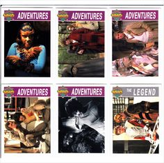 Doctor Dr Who Trading Cards Vengeance on Varos +