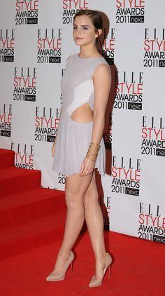 Emma Watson Hot, Ema Watson, Emma Watson Style, Emma Watson Sexiest, Emma Watson Beautiful, Steal Her Style, Elle Style Awards, Harry Potter Film, Hermione Granger