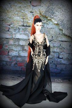 FS hisodoll gown by crazydolls, via Flickr