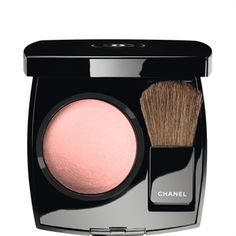 Chanel Powder Blush in Orchid Rose. One of my best steals from my mom's beauty collection.