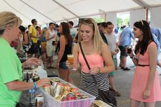 Celebrate Summer at the Mt. Pleasant Craft Beer Festival.