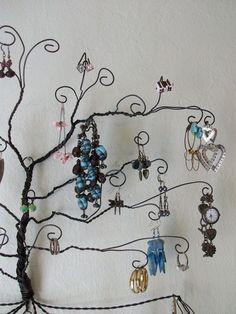 Jewelery tree - must find those pliers!