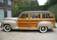 1948 Plymouth Special DeLuxe Wagon