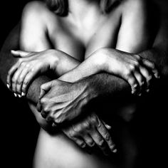 Couple / Black and White Photography