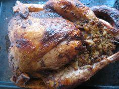 Roasted Turkey (Lemon Garlic Marinade) | The Levantess #thanksgiving #christmas #holiday #turkey #poultry