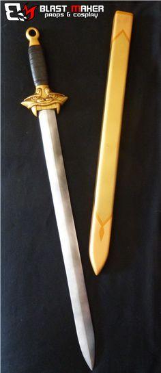 Mulans sword