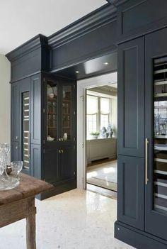 Butlers closet