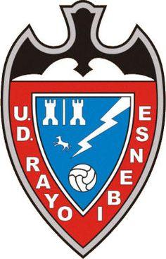 UD Rayo Ibense (Ibi, Comunidad Valenciana, España) #UDRayoIbense #Ibi #Valencia (L19119) Football Team Logos, Sports Logo, Juventus Logo, Porsche Logo, Club, Soccer, Badges, Valencia, World