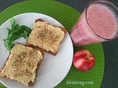 Homus (ou hummus) #receita #vegana #vegetariana #vegan #vegetarianismo #veganismo