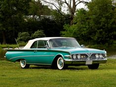 1960 Ford Edsel Ranger convertible - One of 76