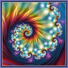 """♪ """"Saffron Swirl"""" de Pinkal09"""