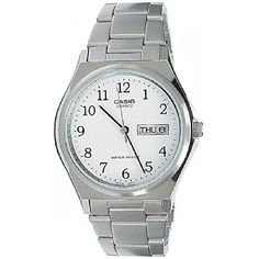 Casio General Mens Watches Metal Fashion MTP1240D7BDF  WW *** Click image for more details.