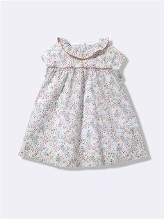 BABY LIBERTY DRESS LIBERTY LILIAN'S BERRY