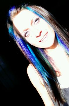 My new hair color
