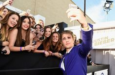 Sorry fans: geen foto's met Bieber meer