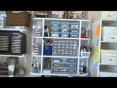 Video Series | Scrapbook Room Organization