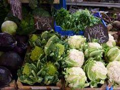 Christmas Vegetables - Italian Style