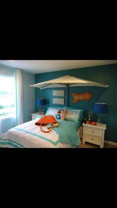 Cute bedroom theme
