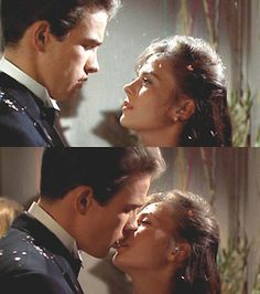 """Splendor in the Grass"""" - love and obsession - 1961 - Warren Beatty in his film debut and Natalie Wood"""