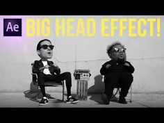 How to Create a Big Head Bobblehead Effect in Adobe After Effects (CC 2017 Tutorial) - YouTube