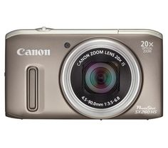 Canon PowerShot SX260 HS £263