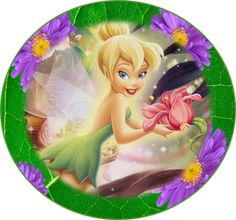 227 Best Tinkerbell Printables Images Fairy Birthday Party