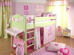 Bett Vorhang Planen : Hochbett vorhang welche farben passen zu kinderzimmer