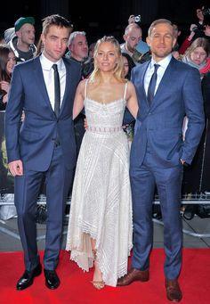 Kann Robert Pattinson seinen Co-Star Charlie Hunnam nicht leiden?