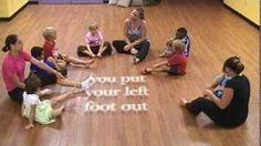 Yoga Hokey-Pokey Video