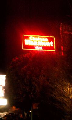 Chateau Marmont sign