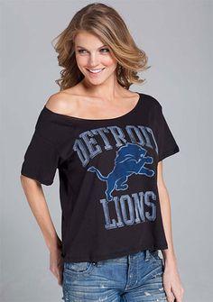 detroit lions female jerseys